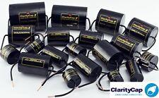 ClarityCap HighEnd SA Serie  10,00uF 630Vdc Kondensator