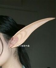 2Pcs World of Warcraft Night Elf Long Ears Halloween Costume Party Cosplay Props