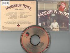 The Doors  CD MORRISON HOTEL  (c) 1970   GOLD CD LIMITED EDITION