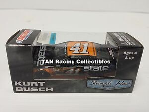 Kurt Busch 2015 Lionel Collectibles #41 State Water Heaters Chevy 1/64 FREE