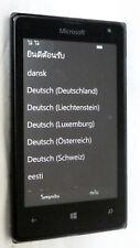 Microsoft  Lumia 532 - 8GB - Schwarz (Ohne Simlock) Smartphone