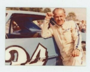 Wendell Scott - METAL Racing Trading Card - African American NASCAR Driver