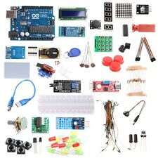 UNO R3 Original Starter Kit Upgraded Version Learning Suite For Arduino New
