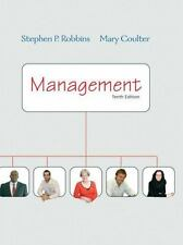 Management (10th Edition) by Robbins, Stephen P., Coulter, Mary
