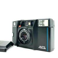【NEAR MINT+】 Minolta AF-S Point & Shoot 35mm Film Camera W/35mm f/2.8 JAPAN