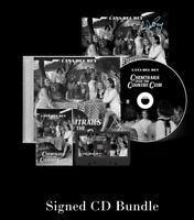 LANA DEL REY SIGNED BUNDLE. CHEMTRAILS CD & CASSETTE. NEW U.K. EXC. PRE-ORDER.