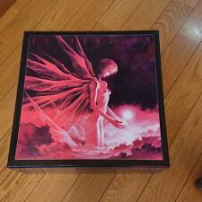 Neon Genesis Evangelion Movie BOX Complete First Limited Edition VHS 1998 Rare