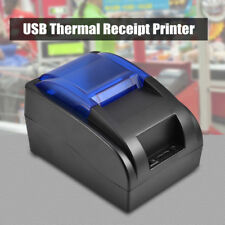 58mm Mini USB Thermal Printer Dot Receipt Ticket for POS-iOS Android Windows New