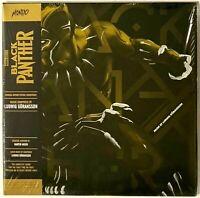 Black Panther Original Soundtrack LP [MondoCon Purple Vinyl] Record Album Mondo