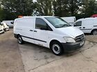 2012 Mercedes Vito 113 Cdi eu5 lwb x escort abnormal loads van! Runs drives a1! <br/> Uk Delivery available! We take your old van in part ex!