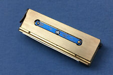 Kingsley Machine - 1-Line Brass Sleeve Adapter -  Hot Foil Stamping Machine
