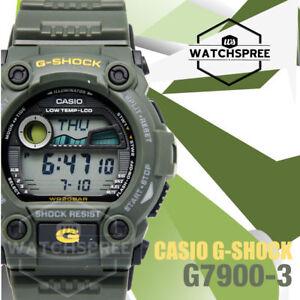 Casio G-Shock Toughness G-7900 Series Watch G7900-3D