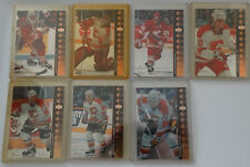 1994-95 Upper Deck UD SP Inserts Flames Team Set 7 Hockey Cards No Housley