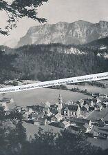 Bezau im Bregenzer Wald - Vorarlberg - um 1940   M 2-9
