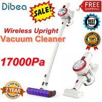 Dibea V008 Pro Portable Cordless Handheld Stick Vacuum Cleaner 17000Pa Suction