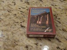 NEW SEALED Decade of Change Railroad Collector Cards Series 2