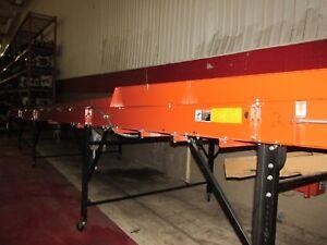EMI Belt Conveyor! 48 Feet Long! Six Feet Wide! Excellent Condition! Convey NOW!