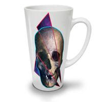Skull Stylish NEW White Tea Coffee Latte Mug 12 17 oz | Wellcoda