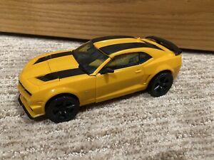 2007 Hasbro Transformers Movie Bumblebee Deluxe Class Concept - 2009 Camaro