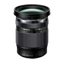 Olympus m. Zuiko Digital ED objetivamente 12-200mm f3.5-6.3 negro lente de zoom