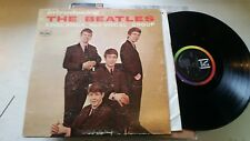Authentic Orig Introducing The Beatles LP mono VJLP1062 large bracket shadow '64