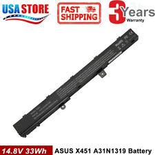 Battery For ASUS X551M Series A31N1319 A41N1308 X45LI9C YU12008-13007D Notebook
