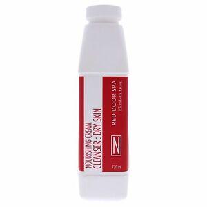 Red Door Spa Nourishing Cream Cleanser Dry Skin by Elizabeth Arden Women 24.34oz