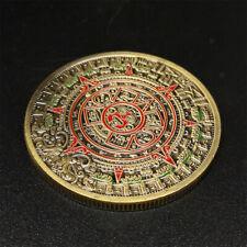 Maya Münze Spielzeug Gedenkmünze Andenken Münzen Gedenkmünze Sammlermünzen