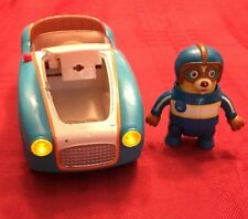 Special Agent Oso Go Go Race Car Lights And Sounds With Figure