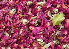 Moroccan Rose Buds Petals Sensual Romantic Fragrance Dried Flowers Potpourri