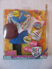 "NIP BFC (Best Friends Club) INK Casual Cool Fashion Set For 18"" Dolls,Age 3+,MGA"