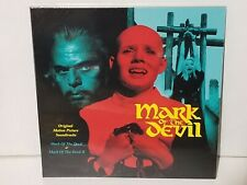 SEALED MARK OF THE DEVIL OST HORROR SOUNDTRACK LP 2015 ONE WAY STATIC RECORDS