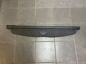 GENUINE SEAT ALHAMBRA VW SHARAN 2010-2019 PARCEL SHELF LOAD COVER BLACK 2