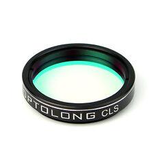"New OPTOLONG 1.25"" CLS Deep Sky Filter for Eyepiece, Cuts Light Pollution us"