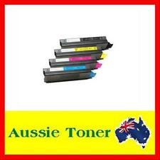 4x Toner for OKI C5650 C5750 5650 5750 C5650N High Yield Compatible