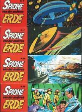 Spione von der anderen Erde (Konvolut 4 Stück) (Z0), CCH