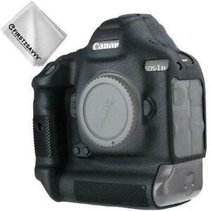 Canon EOS 1DX Mark III Mark II 1DX III 1DX II Rubber Camera Case Bag Cover