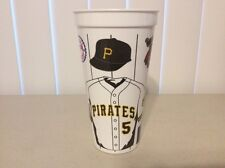 Pittsburgh Pirates 24 Oz. Plastic Icee Cup