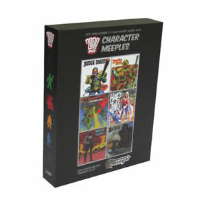 2000AD Character Meeples by Termight Replicas