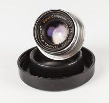 Schneider Durst Componar 75mm f4.5 Enlarging Lens for 6x6cm Negatives  M39 Mount