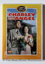 The Wonderful World of Disney Charley and the Angel Rare Disney Movie on DVD