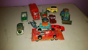 Vintage Diecast Toys Dinky. Corgi. Lesney. Tekno lot
