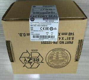 New Sealed AB 1763-L16DWD SER B Micrologix 1100 PLC Controller 1763L16DWD