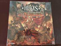 Iello Board Game Heroes of Stalingrad Devil Pig Games New