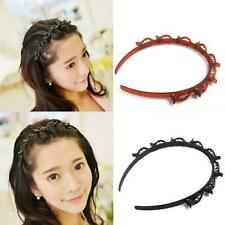 Professional Hairpin Double Layer Bangs Clip Hairstyle Hairpin