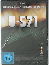 U 571 - deutsches U Boot im Atlantik Krieg - Jon Bon Jovi, Thomas Kretschmann