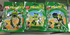 Lego Mixels Series 3 Glomp (41518), Glurt (41519), Torts (41420) Glorp Corp!