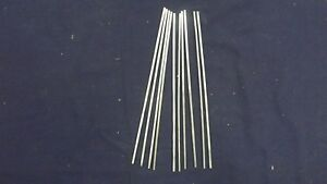"Lumiweld 9"" Rods (pk of 10) For Aluminium Repair"
