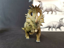 Nanmu 1/35 Sinoceratops Figure Ceratops Dinosaur Model Collector Kids Toys Gift