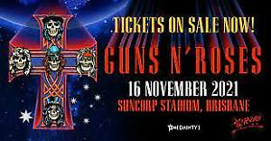 Fantastic Guns N Roses Tickets - Brisbane